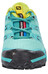 Salomon Speedcross Vario Trailrunning Shoes Women bubble blue/gecko green/black
